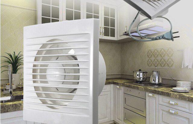 Exhaust fan installation or repair