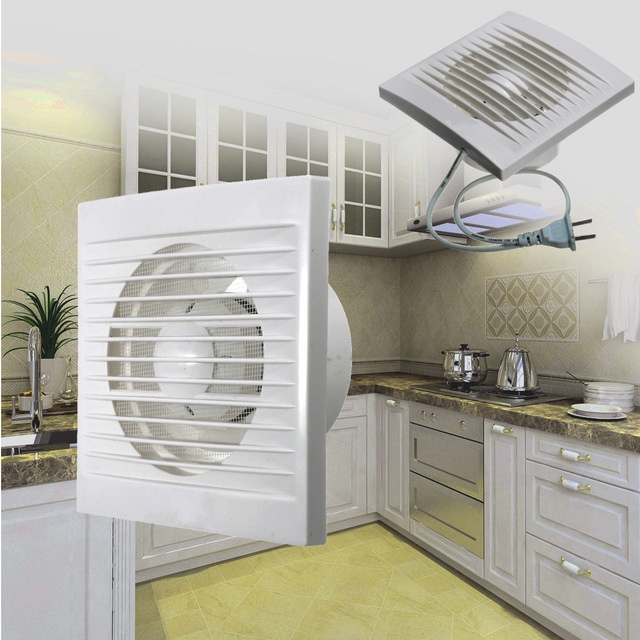 Exhaust fan installation or repair