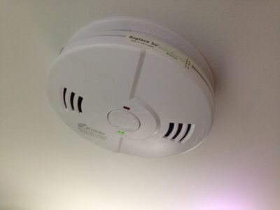 Smoke-Carbon Monoxide Detector Install – Wired