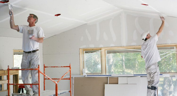 Drywall Repair and Patch