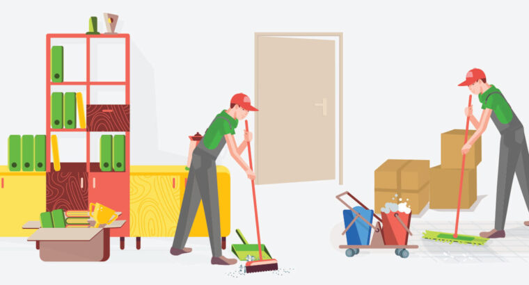 Move In And Move Out Cleaning Services