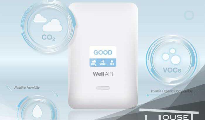 เวลล์ แอร์ เอสซีจี พร้อมติดตั้ง (ระบบควบคุมอากาศภายในห้อง WELL AIR SCG)