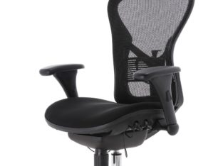 Ergotrend CHARM-01BMF with headrest (CHARM-01BMF with headrest)