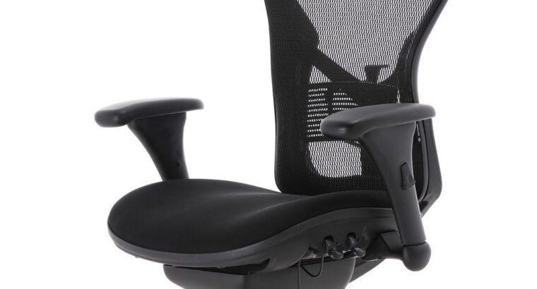 Ergotrend CHARM-01BMF with headrest (CHARM-01BMF with headrest)