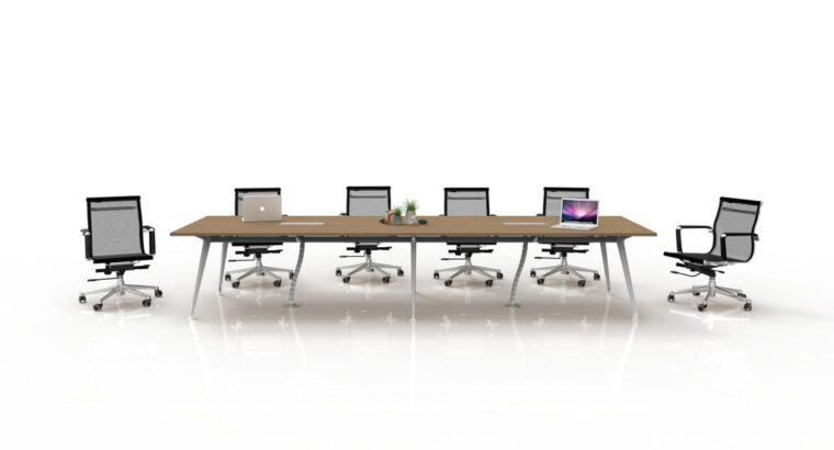 โต๊ะทำงานขา Karft โต๊ะประชุม