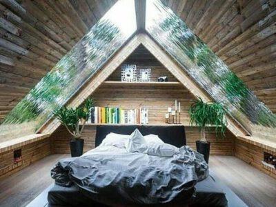 แบบห้องนอน หลังคากระจก (DISG_BDR_PLA1)